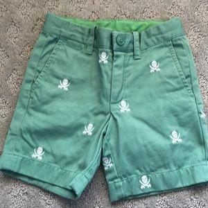 Boys jcrew shorts size 3